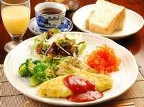 体にやさしい有機野菜メインの健康ごはん★朝食プラン