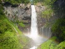 名瀑、華厳の滝まで徒歩15分です。の画像