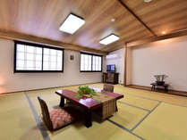 和室12畳~14畳のお部屋です。