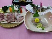 肉&川魚 競演プラン
