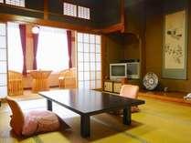太古館の客室一例