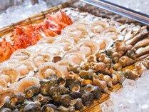 ◆山海の幸が勢ぞろい 人気のディナービュッフェ(2食付き)