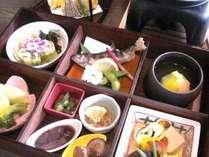 安心してください♪ 付いてます『2食付』 ◆かわべ御膳プラン ◆