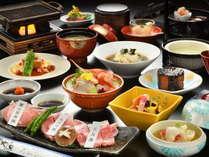 ■舞の膳■福島ブランド豚×自家源泉の露天風呂で温泉満喫!1泊2食付