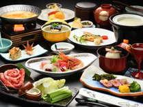 【巡るたび、出会う旅。東北 温泉】福島牛を贅沢に♪彩ゆたかな旬の味覚を食す旅≪彩の膳≫