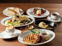 All Day Dining Karuizawa Grill スタンダードメニュー