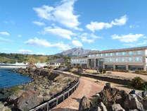 桜島マグマ温泉 国民宿舎レインボー桜島