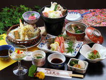 ◆【花-hana-】リーズナブルな花コースは湯葉料理や「とちぎゆめポーク」の鍋などが楽しめます♪