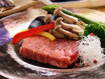 ◆【和牛ステーキ】メインにA5ランク和牛ステーキの付いた粋な創作和食膳をご堪能いただけます