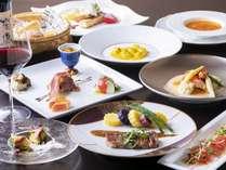 夕食はお箸で食べられるイタリアン/例