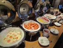 和・洋ビュッフェスタイル朝食 AM6:30~AM9:00