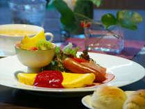 ◆朝食◆和食?洋食?お好みの方、選べる朝ご飯♪もりもり食べて残りのご旅行も元気にご出発してください☆