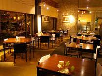 ★レストラン★お食事は、手入れの行き届いたお庭を眺めながらこちらのレストランでお召し上がり下さい♪