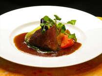 ★お肉メインイメージ★メイン料理をお肉かお魚かお選びいただけます!