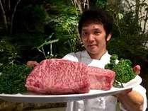 【浜田シェフの土佐和牛サーロイン】次回の入荷はありません。限定個数でお届けします!超絶の美味しさ♪