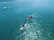 【仁淀川でリフレッシュ】心まで溶け込んでしまいそうな美しい青の世界へ。ご褒美のカヌー。