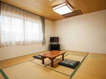 【和室10畳一例】お部屋は1フロアにつき1部屋のみです。