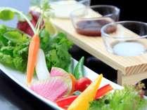 【大人のサマ割★】夏会席に箱根西麓野菜がコラボ♪大人の隠れ家で涼夏ステイ