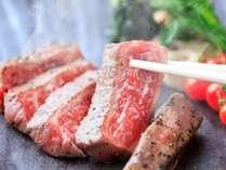 【週末限定★】夏宵スタンダード会席★メインのステーキをブランド牛にアップグレード♪