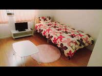 シングルルーム(全ての寝室はプライベート個室となってます)(エクストラベッド_ツイン)
