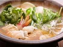 【鱧すき鍋】初夏から秋にかけて、京都で愛されるハモの淡白なおいしさが引き立つ特製鍋♪