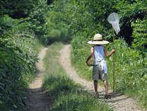 【ポケモンGOで旅に出よう!】リアル昆虫もGETだぜ★のどかな大原で過ごすファミリープラン♪