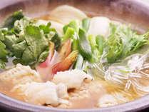 【鱧すき鍋】京都で愛されるハモの淡白な旨さが引き立つ特製鍋