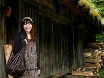 【平湯温泉】平湯民族館など、懐かしい日本の原風景が心を癒してくれます。