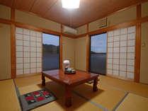 *【和室】畳のお部屋でゆっくりお過ごしくださいませ。