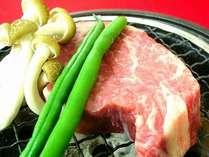 牛ヒレ肉山椒焼き