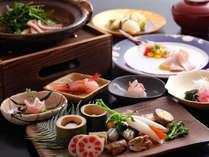 月替わり献立のくりや八味では、季節の食材の良さを存分に味わっていただけます。
