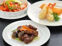 あっさり京風四川料理が味わえるコースです!(写真はイメージです)