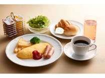 ロンドの朝食(洋定食)