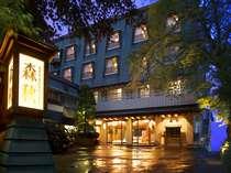 伊香保温泉 雨情の宿 森秋旅館