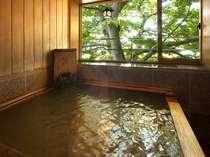 いつでも温泉三昧♪総檜造りの露天風呂のあるお部屋☆プラン ~お部屋夕食~