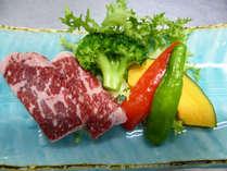 【じゃらん限定 タイムセール] 夕食会場で霜降り牛のステーキを味わう☆プラン