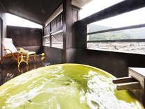 【酔帆楼-露天風呂付客室】-和室303-客室露天風呂