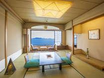 【和室10畳~13畳】落ち着きを覚えるのは、古き良き和の設え。