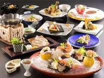 食事処海浬の特々選料理イメージ2017【春】
