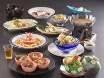 お部屋食の基本料理イメージ2017【春】