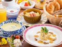 【ご朝食洋食-海浬-】海浬のご朝食は<和食or洋食>よりお選びいただけます。