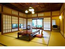 渓流側客室(一例)『早川』
