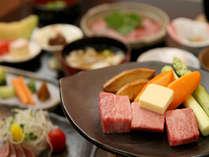 期間限定!4種の前沢牛を食べ尽くす!前沢牛づくしプラン 【貸切風呂無料】