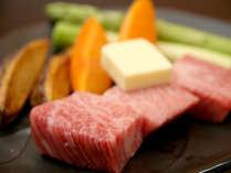【最上級コース】創作和食膳と高級和牛 前沢牛3種グルメプラン