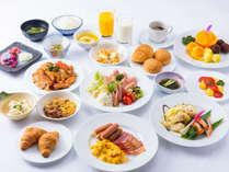 メニューも充実!朝食をしっかり食べて、沖縄を満喫♪