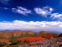 乗鞍エコーライン 位ヶ原周辺の紅葉 9月下旬撮影
