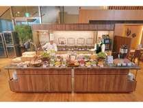 朝食「フレンチレストラン/ポム・ダダン」ブッフェボード(イメージ)