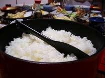 炊きたて♪茨城産のおいしいご飯