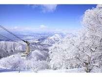 冬ロープウェイ2