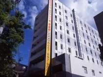 スーパーホテル 高松・田町